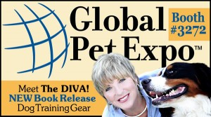 image dog talk diva camilla gray-nelson at global pet expo 2012