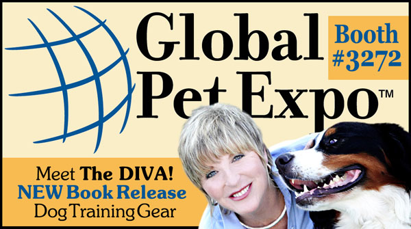image dog talk diva camilla gray-nelson at global pet expo 2012