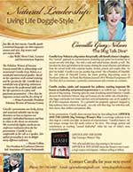 Camilla Gray-Nelson Speaker Sheet icon